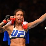 G. De Randamie disputa título pena no UFC 208 (FOTO: Josh Hedges/Getty Images)