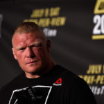 B. Lesnar voltou a se aposentar  (FOTO: Jeff Bottari/ Getty Images)