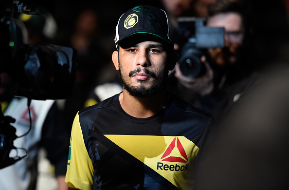 A. Pantoja é o 15º melhor mosca do UFC (FOTO: Josh Hedges/Getty Images)