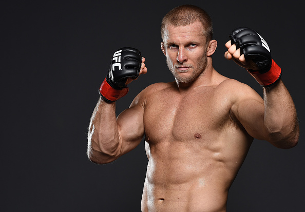Cirkunov renovou contrato com o Ultimate. (Foto: Getty Images)