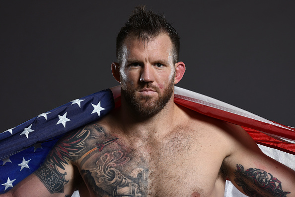 Bader assinou com o Bellator (Foto: Mike Roach/UFC)