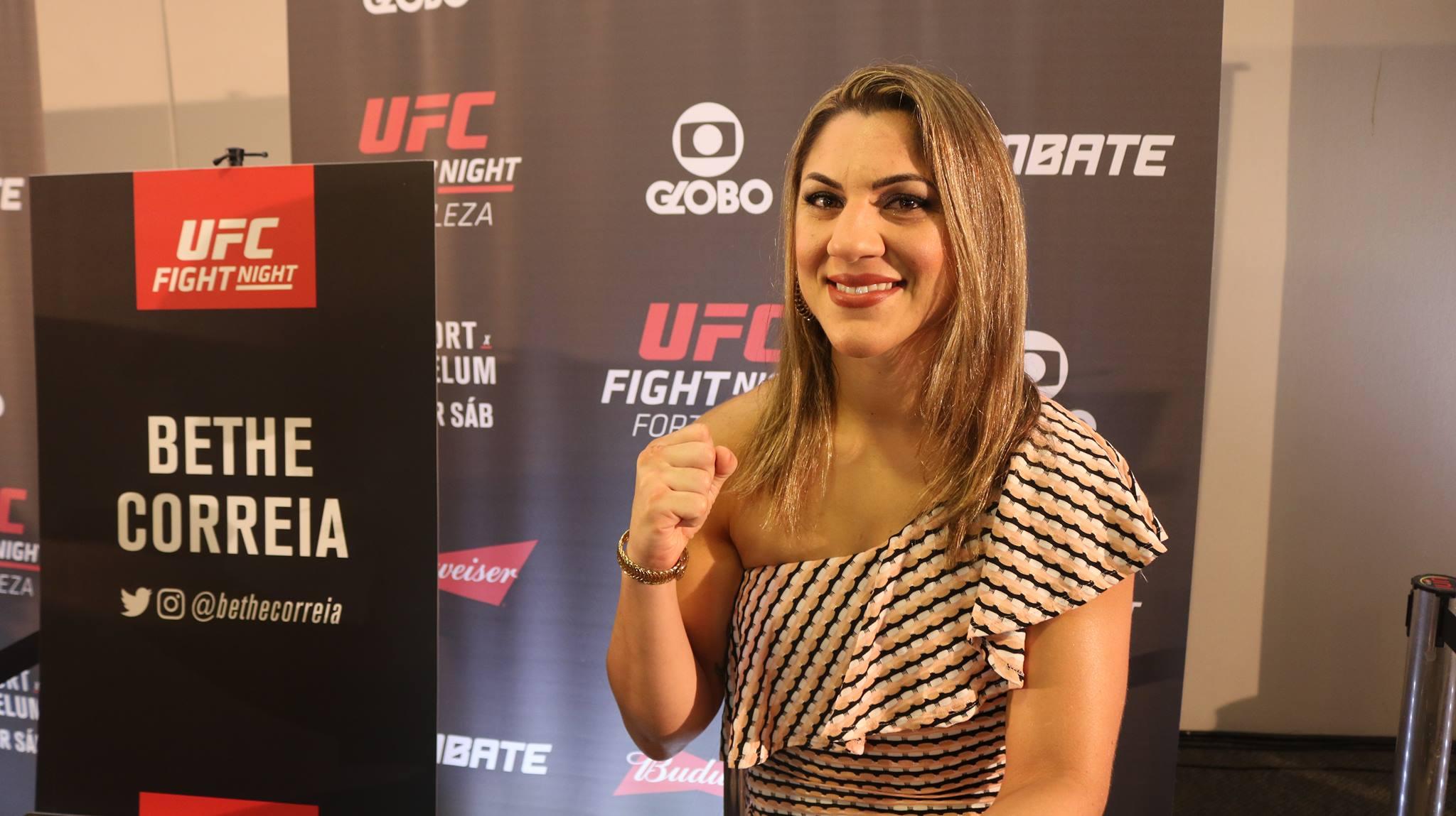 Lesão no olho, adia retorno Bethe (foto) ao UFC (FOTO: Laerte Viana/Super Lutas)