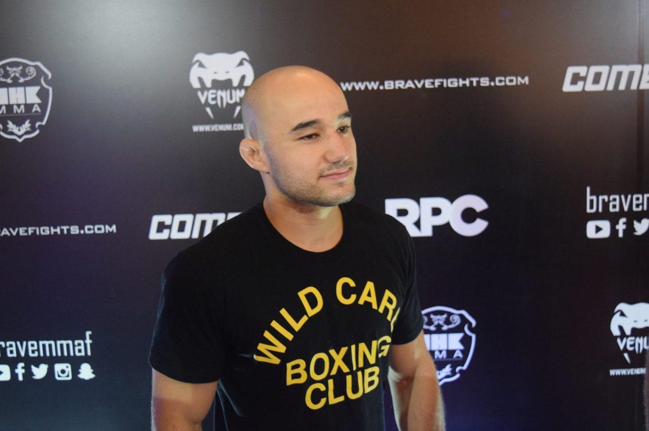 Marlon quer estar pronto para o UFC 227 (Foto: João Vitor Xavier/Super Lutas)