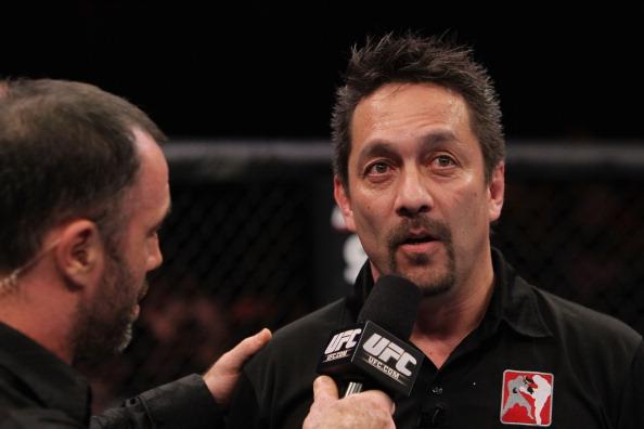 Yamasaki explicou porque optou em parar lutar de Jacaré (Foto: Josh Hedges/UFC)