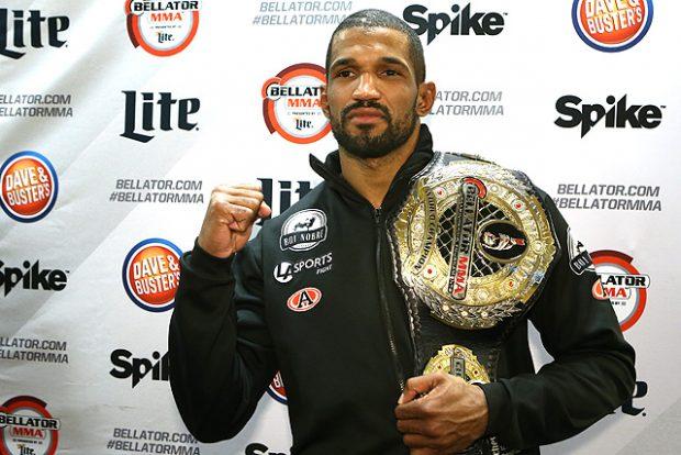 Rafael é o atual campeão peso médio do Bellator (Foto: Sherdog)