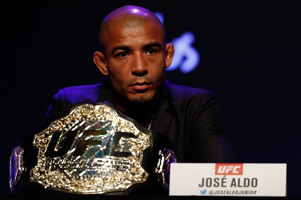 Aldo admitiu provocar rivais por dinheiro (Foto: Buda Mendes/UFC)