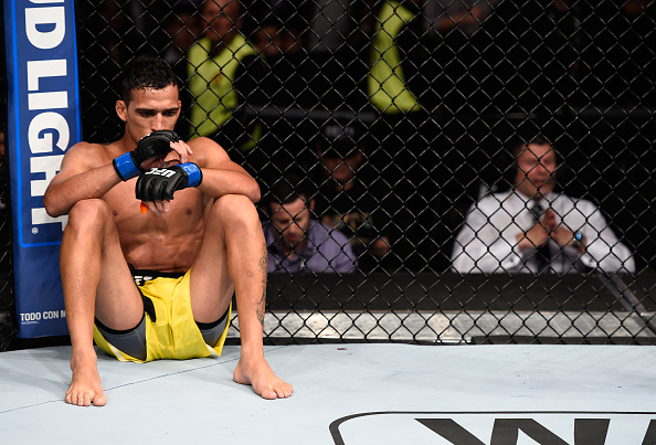 Do Bronx não aparece mais no ranking do UFC (Foto: Jeff Bottari/UFC)