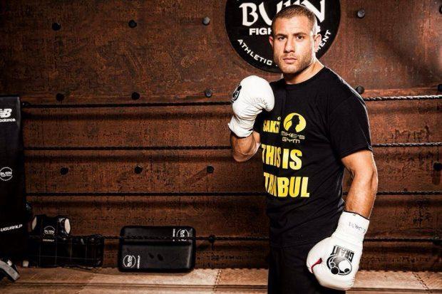 Saki fechou contrato com o UFC (Foto: Reprodução/ Facebook)