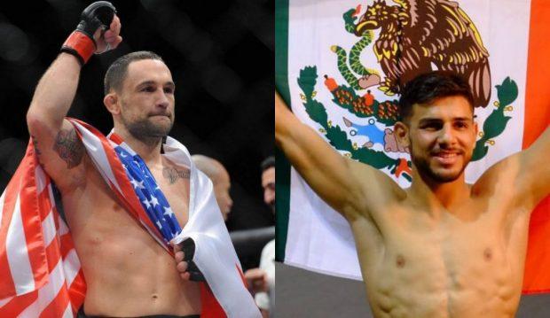Edgar (esq) e Rodriguez (dir) se enfrentam neste sábado (Foto: Facebook/Arquivo Pessoal)