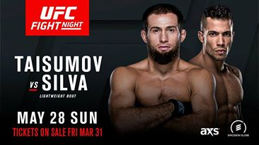 Confronto estava marcado para o UFC Estocolmo, mas foi cancelado (Foto: Divulgação/Twitter UFC)