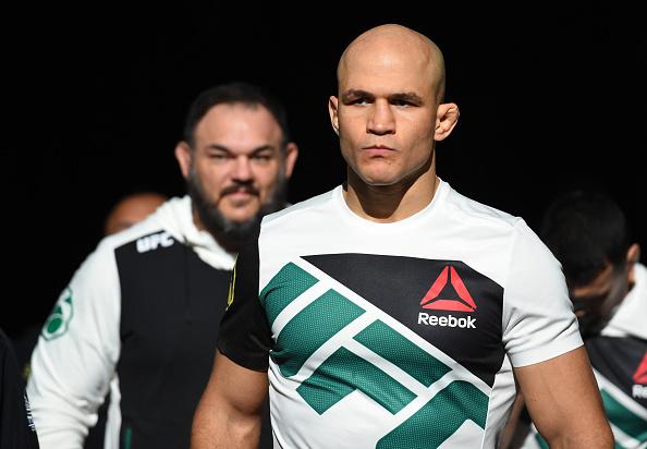 Cigano irá enfrentar o campeão Miocic no UFC 211. (Foto: Jeff Bottari/UFC)