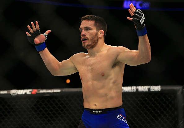 Ellenberger descartou aposentadoria do MMA (Daniel Shirey/UFC)