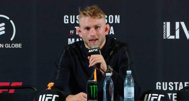 Gustafsson disse que Jones não é boa pessoa (Foto: Reprodução/Youtube)