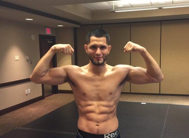 J. Masvidal criticou o UFC (Foto: Reprodução/Twitter)