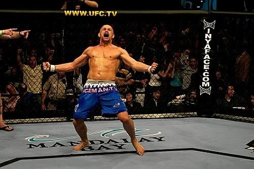 C. Liddell admite que voltaria a lutar (Foto: Reprodução Facebook C. Liddell)