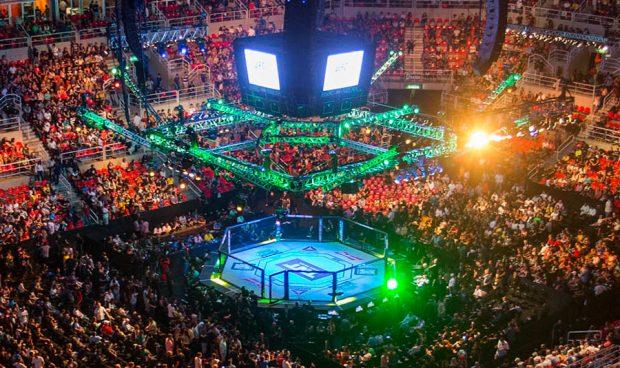 MMA pode ganhar novas categorias de peso (Foto: Daniel Ramalho/Inovafoto/UFC)