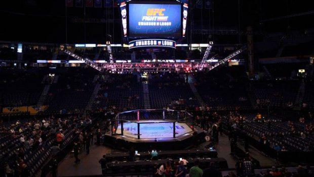 Siga os resultados do UFC Suécia. Foto: Reprodução Facebook/UFC