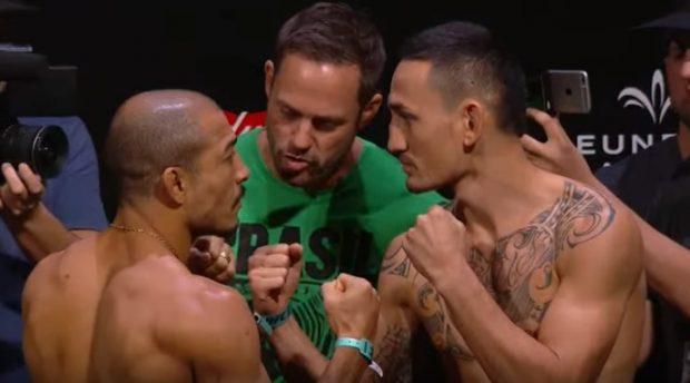 Aldo x Holloway 2 acontecerá dia 2 de dezembro (Foto: Reprodução/Youtube UFC)
