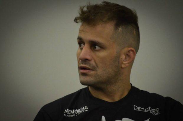 Maldonado quer voltar a lutar boxe (Foto: Reprodução/Facebook UFC)