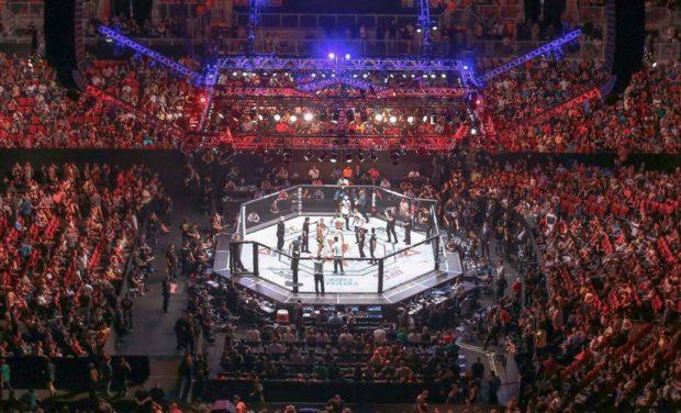 UFC 212 agita noite do Rio neste sábado (03). Foto: Reprodução Facebook/UFC