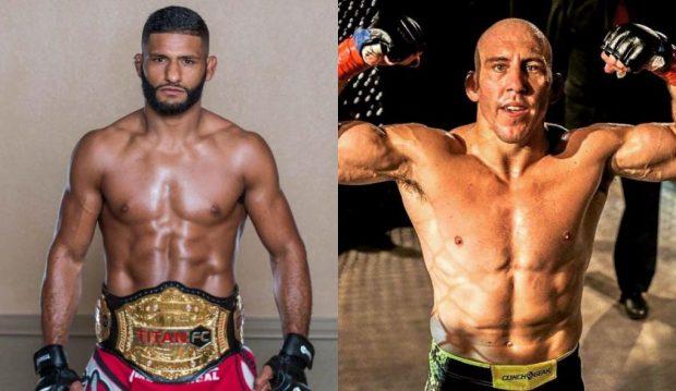 Duelo vai definir o campeão do TUF 25 (Foto: Reprodução-Facebook UFC/Montagem: SL)