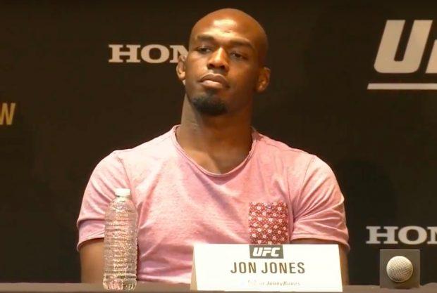 Jones falou pela primeira vez após escândalo de doping (Foto: Reprodução/Youtube)