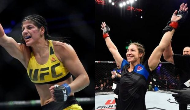 Duelo vai acontecer dia 9 de setembro (Foto: Reprodução/Facebook UFC-Montagem SL)