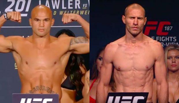Duelo vai acontecer dia 29 de julho (Foto: Reprodução/Youtube UFC)