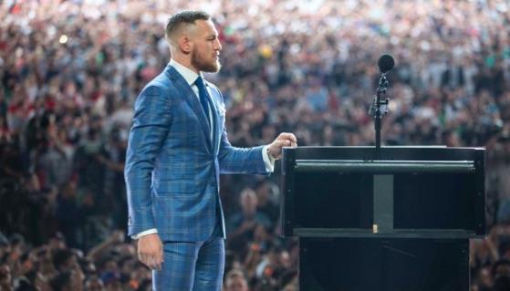 McGregor pode atuar no WWE (Foto:Reprodução/Instagram ConorMcGregor)