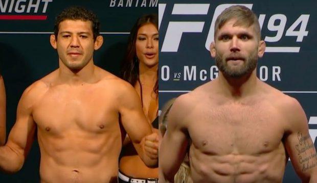 Duelo vai acontecer em setembro (Foto: Reprodução/Youtube UFC)
