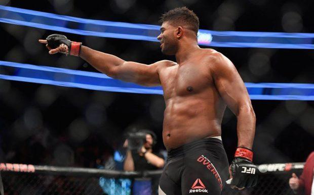 A. Overeem criticou Fedor (Foto: Reprodução/Facebook UFC)