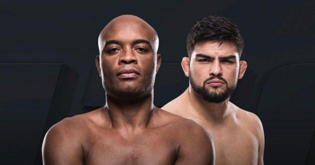 Anderson enfrenta Gastelum na China. (Foto: Reprodução / UFC)