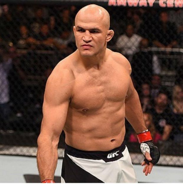 Cigano não luta no UFC 215 (Foto: Reprodução Facebook Júnior dos Santos Cigano)