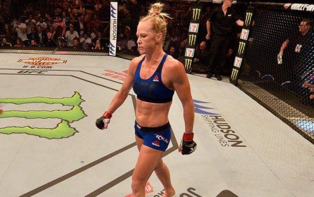 Holm pediu por recompensa financeira para enfrentar Cyborg (Foto:Reprodução/Facebook UFC)