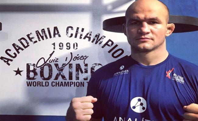 Cigano pedirá contraprova de teste antidoping. Foto: Reprodução / Instagram