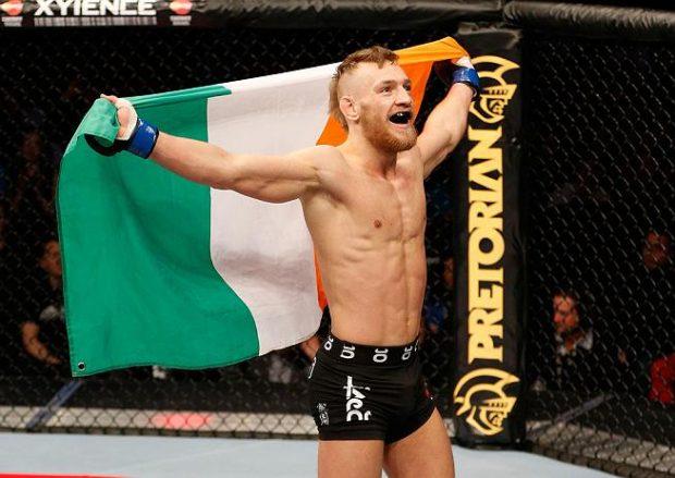 McGregor precisou de pouco tempo para se destacar no UFC (Foto:Reprodução/Facebook ConorMcGregor)