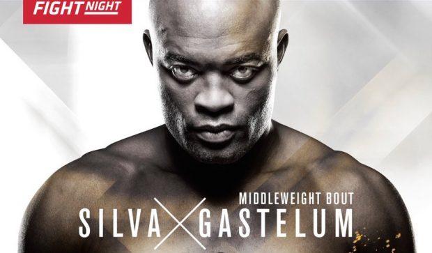 Anderson enfrentará Gastelum dia 25 de novembro (Foto:Divulgação/UFC)