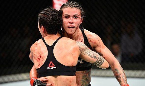Gadelha evitou dar desculpas pela derrota (Foto: Reprodução/Facebook UFC)