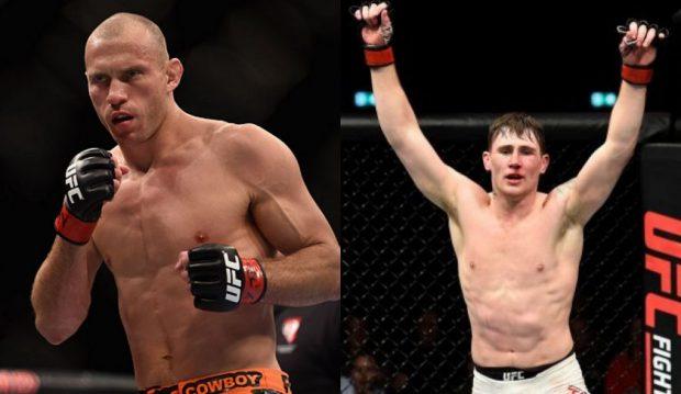 Duelo será dia 21 de outubro (Foto: Reprodução/Divulgação UFC/Montagem: SL)