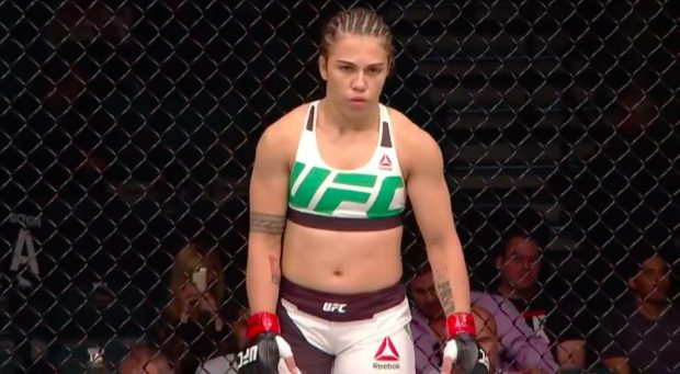 Bate-Estaca vai enfrentar Gadelha no UFC Japão (Foto: Reprodução/Combateplay)