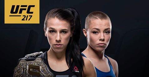 Duelo acontecerá dia 4 de novembro (Foto: Reprodução/Twitter UFC)