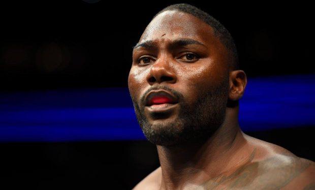 Johnson deve voltar a lutar em breve (Foto: Reprodução/Facebook UFC)