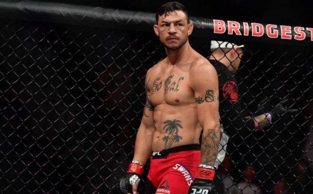 C. Swanson não deve seguir no UFC (Reprodução Facebook Cub Swanson)