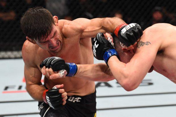 Demian descartou aposentadoria (Foto:Reprodução/Facebook UFC)