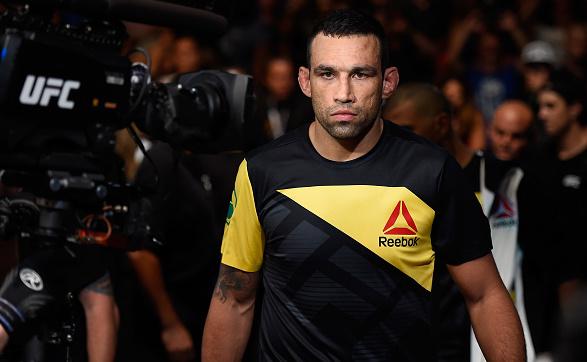 Werdum está focado no cinturão dos pesados (Foto: Reprodução/Facebook UFC)