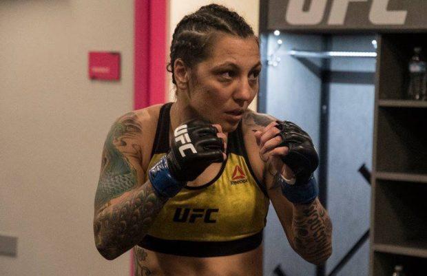 Kalindra vai lutar em janeiro (Foto:Reprodução/Facebook UFC)