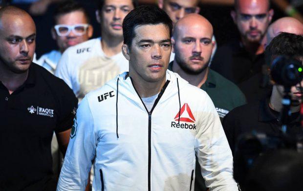 L. Machida vem de derrota no UFC São Paulo (Foto: Reprodução Facebook UFC)