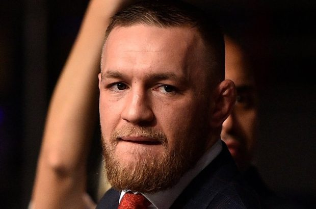 C. McGregor mandou recado ao UFC (Foto: Reprodução Twitter UFC)