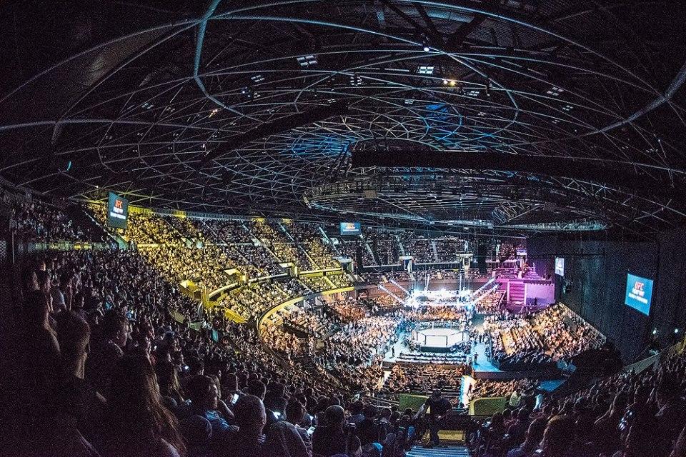 Ingressos para o UFC Fortaleza começam a ser vendidos nesta quarta. (Foto:Reprodução/Facebook UFC)