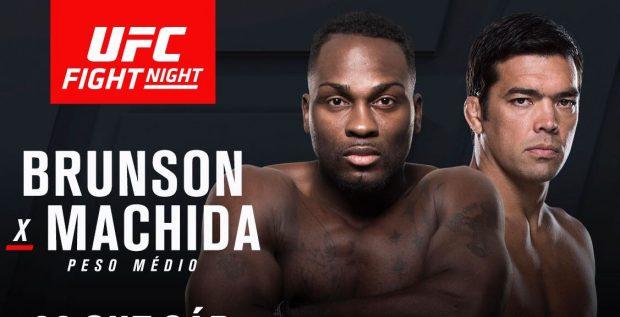Duelo lidera o card do UFC SP (Foto: Reprodução/UFC)